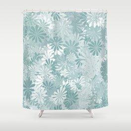 Neptune Gumbo Leas Shower Curtain