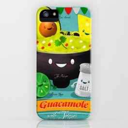 Guacamole iPhone Case