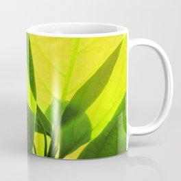 Avocado Leaves Coffee Mug