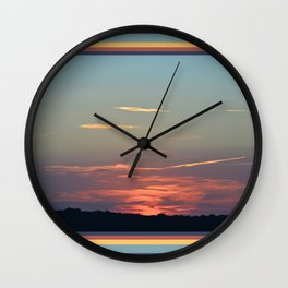 203 | hill country Wall Clock