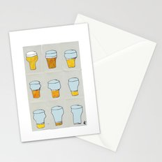Beer diary. Stationery Cards