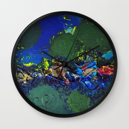 .surfacing {1 of 3}. Wall Clock