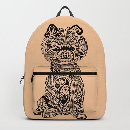 Polynesian Pomeranian Backpack