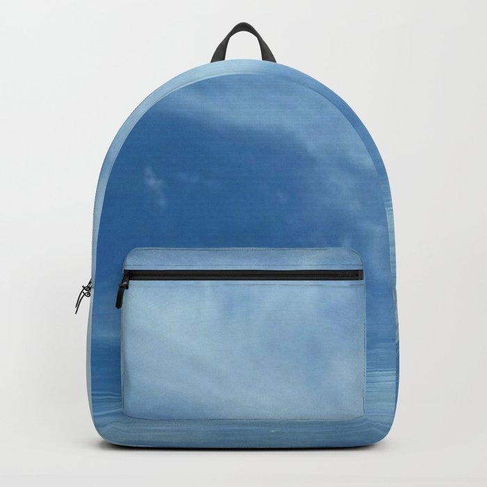 Sky Meets Sea Backpack