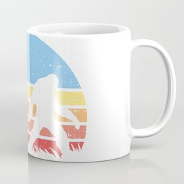 Sasquatch Bigfoot Alien UFO believer Gift Shirt Coffee Mug