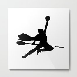 #TheJumpmanSeries, Airy Potter Metal Print
