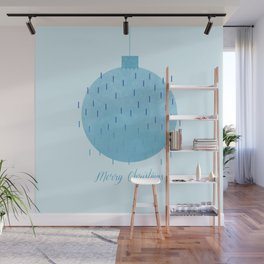 Bauble Wall Mural
