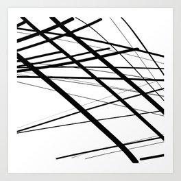 Urban Abstract V Art Print