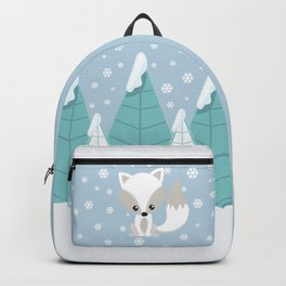 ARCTIC LANDSCAPE Backpack