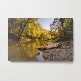 Kentucky's Red River Metal Print