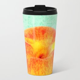 A Peach Travel Mug