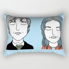 J & C Rectangular Pillow