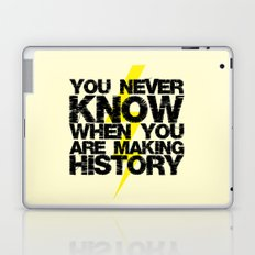 HISTORY Laptop & iPad Skin