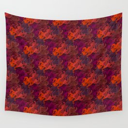 Octopattern Wall Tapestry