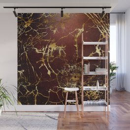 KINTSUGI  ::  Accept Fate Wall Mural