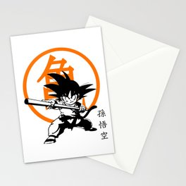 Young Fighter Stationery Cards