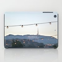 hollywood iPad Cases featuring Hollywood  by jennerlinds