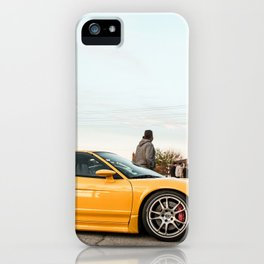 JDM at dusk iPhone Case