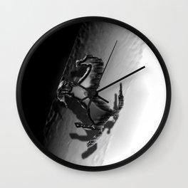 DARK HORSE 110 Wall Clock