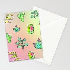Cacti  Stationery Cards