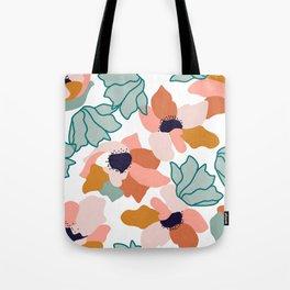 Carmella #illustration #pattern Tote Bag
