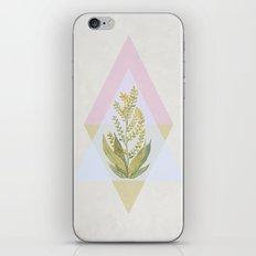 Botanical vibes 09 iPhone & iPod Skin