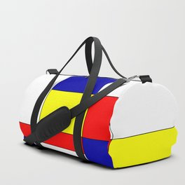 Mondrian #37 Duffle Bag