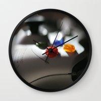 xbox Wall Clocks featuring xbox 360 by STEPHANIE MCARTHUR PHOTOGRAPHY