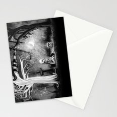 rest in expectation Stationery Cards
