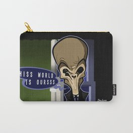 This World is Ours Carry-All Pouch