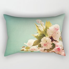 FlowerMent Rectangular Pillow