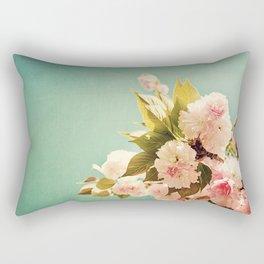 FlowerMent Rectangular Pillow
