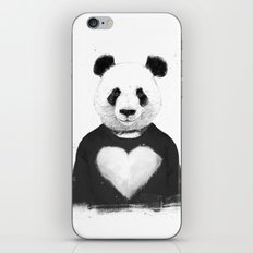 Lovely panda iPhone Skin