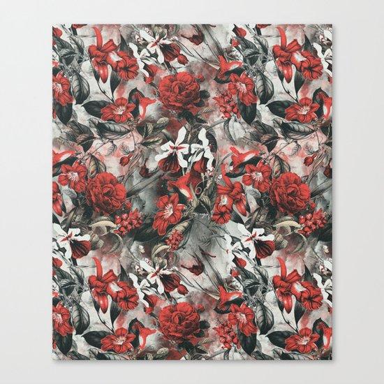 Botanical Garden VSF30 Canvas Print