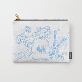 Jinnie Designs Carry-All Pouch