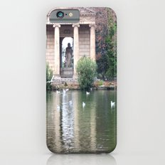 Reflection at Villa Borghese. iPhone 6s Slim Case
