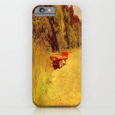 Summer Mowing. Slim Case iPhone 6s