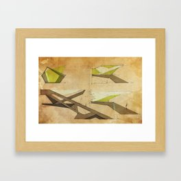 Concept art ez4 Framed Art Print