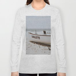 Boat Life II / Lavallette, New Jersey Long Sleeve T-shirt
