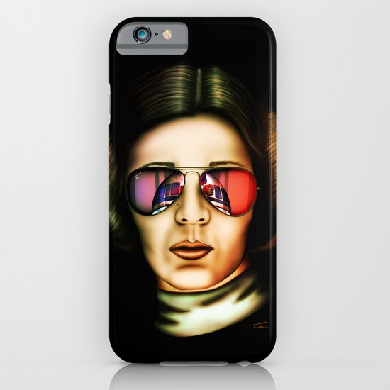 STAR WARS Princess Leia  iPhone & iPod Case