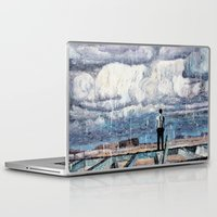 depression Laptop & iPad Skins featuring Depression by Rothko