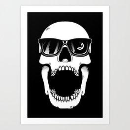 Toothless Art Print