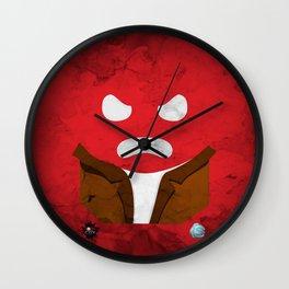Mr. Redd Wall Clock