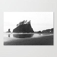 La Push Beach #2 - La Push, WA Canvas Print