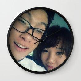 2@ Wall Clock