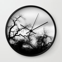 DARK FEEL Wall Clock