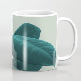 Ficus Elastica #8 #GreenLily #decor #art #society6 Coffee Mug