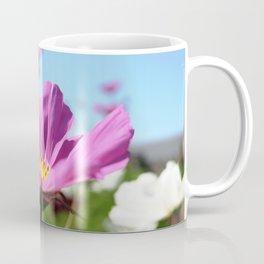 Cosmos in the Dream Garden Coffee Mug