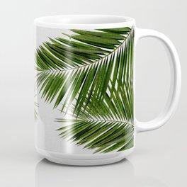 Palm Leaf II Coffee Mug