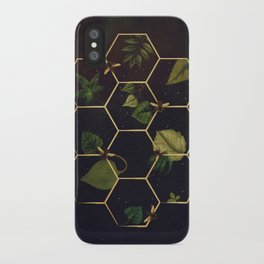 Bees in Space iPhone Case
